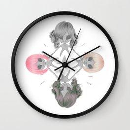 4-ever Friends Wall Clock
