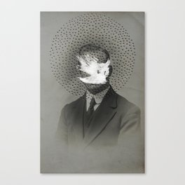 Obscured Canvas Print