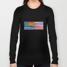 Flags for The Future 28 Long Sleeve T-shirt