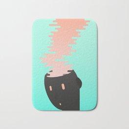 Brain combustion Bath Mat