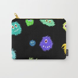 All My Monster Friends Pattern Carry-All Pouch