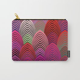 Roaring 20's Jazz Notes Carry-All Pouch