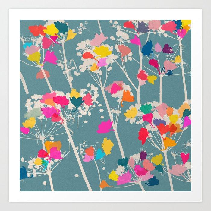 parsley 1 Art Print