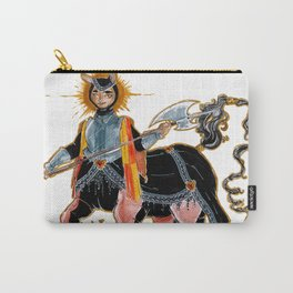 Middle age Centaur Carry-All Pouch