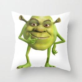 Shrezowski Throw Pillow