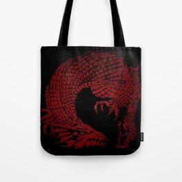 Son of the Dragon  Tote Bag