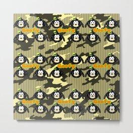 Goofy Pattern Metal Print
