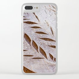 Sourdough bread Clear iPhone Case
