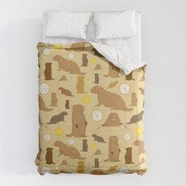 Groundhogs Comforters
