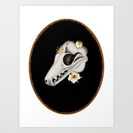Geoffrey  Art Print