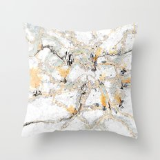 Paris d'avenir 1 Throw Pillow