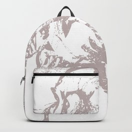 Crow - Abstract Backpack