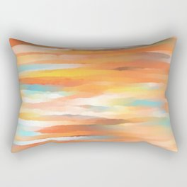 Wild Tiger Rectangular Pillow