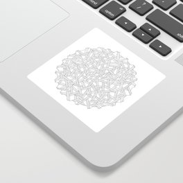 The Universe Sticker