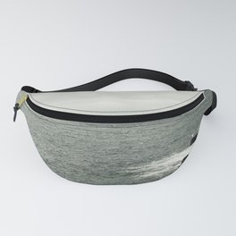 Watching the sea Fanny Pack