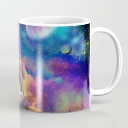 Space elephants Coffee Mug