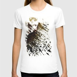 Splatter-Portrait T-shirt