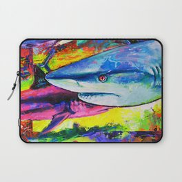 Shark Colors Laptop Sleeve