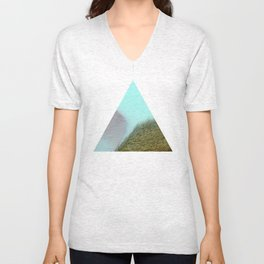 Tinted River Unisex V-Neck