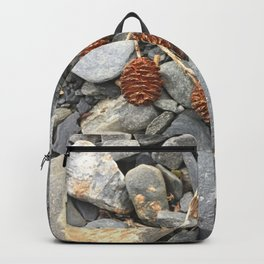 River Stone Tiny Cones Backpack