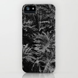 leavs iPhone Case