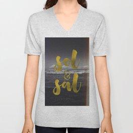 Sol & Sal Unisex V-Neck