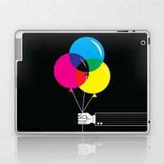 CMYK Balloon's  Laptop & iPad Skin