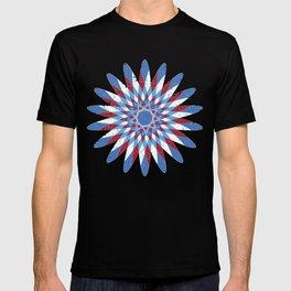 Distressed Kaleidoscope T-shirt