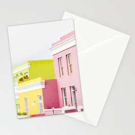 Bo Kaap Main Street Stationery Cards