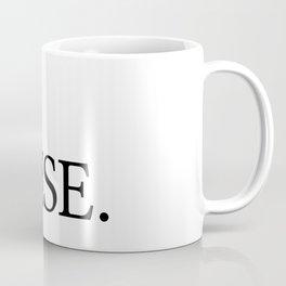 I'll rise #minimalism 3 Coffee Mug