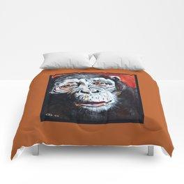 Chimpanzee: One Survivor Comforters