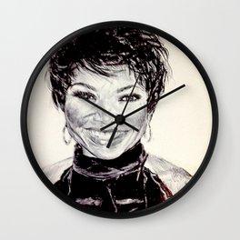 TISHA CAMPBELL Wall Clock