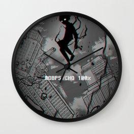 Mob Psycho 100 Wall Clock