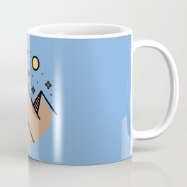 Desert Moon Coffee Mug