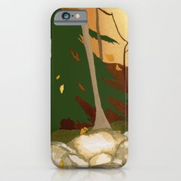 Fishing Tackle iPhone Case
