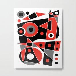 Series 5 No. 21 Metal Print