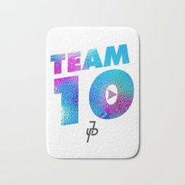 Jake Paul Waterdrop Team 10 JP Bath Mat