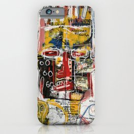 Deleted Zone iPhone Case