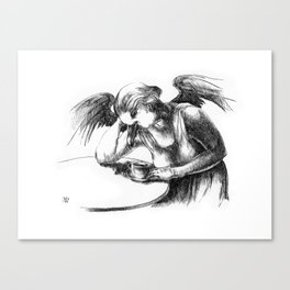 Absence of Dream Canvas Print