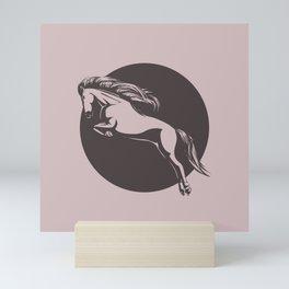Ride On Mini Art Print