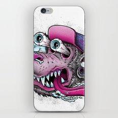 Wolf Dude iPhone & iPod Skin
