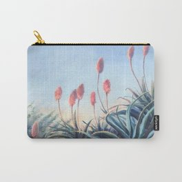 Aloe plant_oil painting Carry-All Pouch