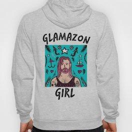 Glamazon Girl: Joan Oh! Hoody
