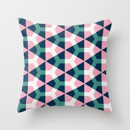 Shapes No1 Throw Pillow