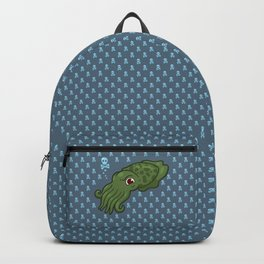 Cuttlefish - Cthulu Edition Backpack