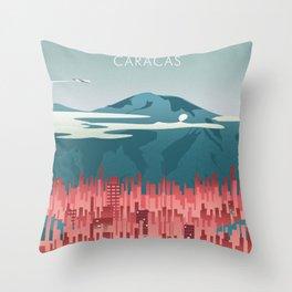 Caracas Throw Pillow