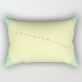 ARIES (PASTEL DESIGN) Rectangular Pillow