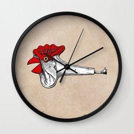 patent Schoenhut Trumpet 1892 Wall Clock