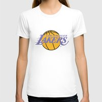 lakers T-shirts featuring Lakers by Dexter Gornez