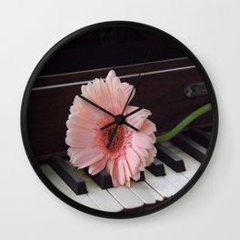 Nature's Music Wall Clock